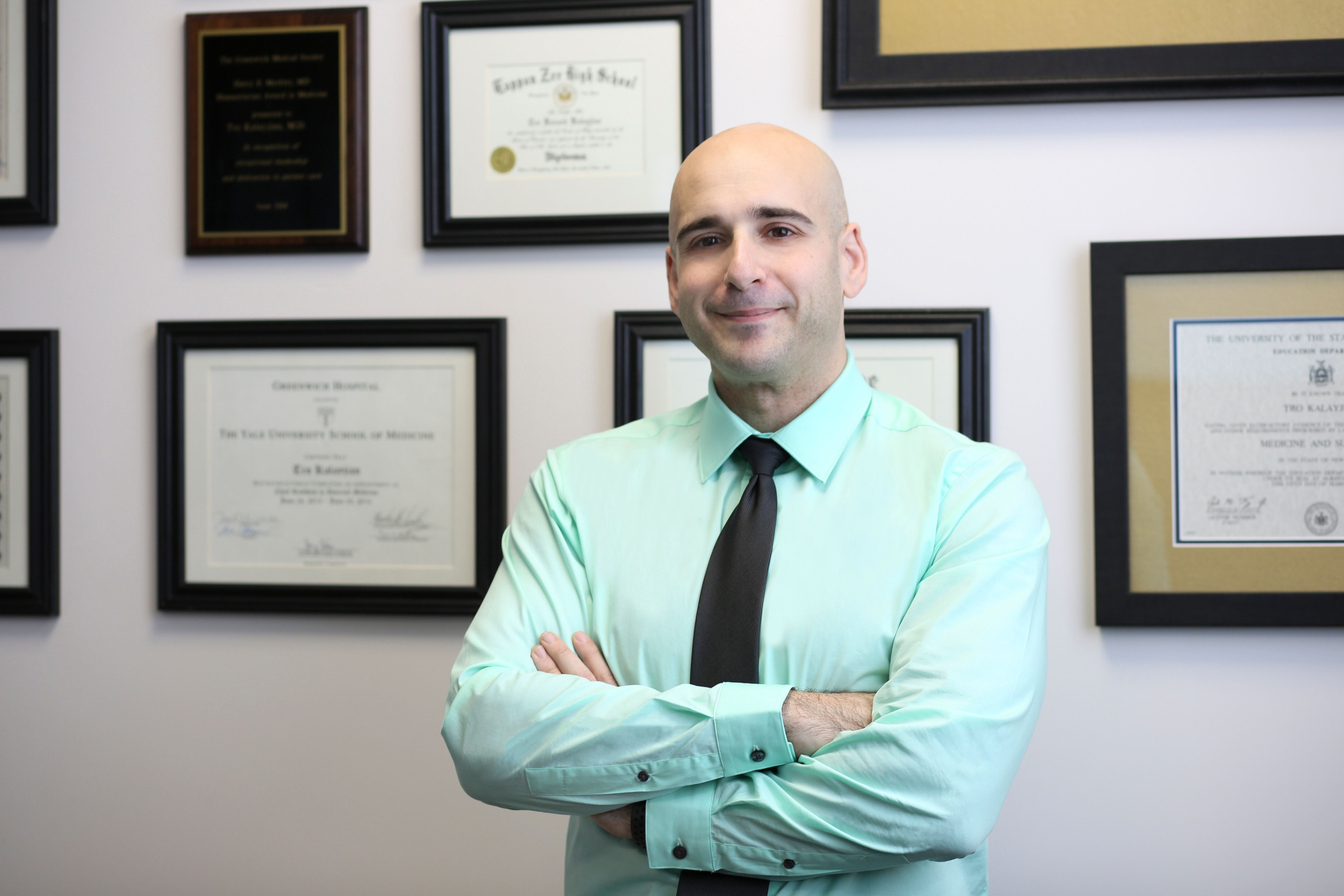 Dr. Tro Kalayjian has added group coaching to the list of services offered by his practice, located in Tappan, NY.