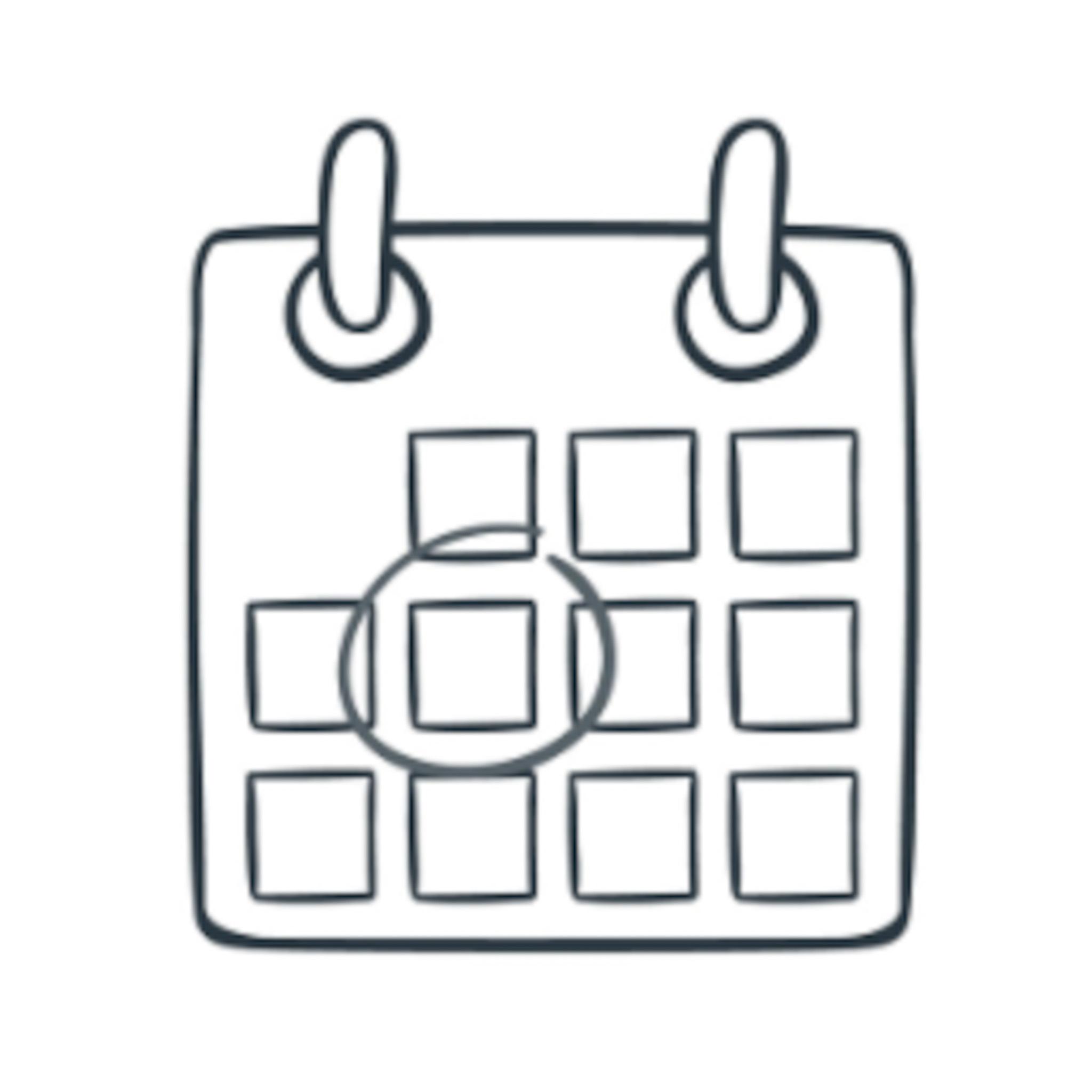 Row 1 Calendar